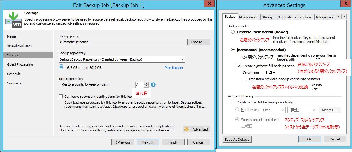 バックアップモードによる保持するバックアップファイルの違い01